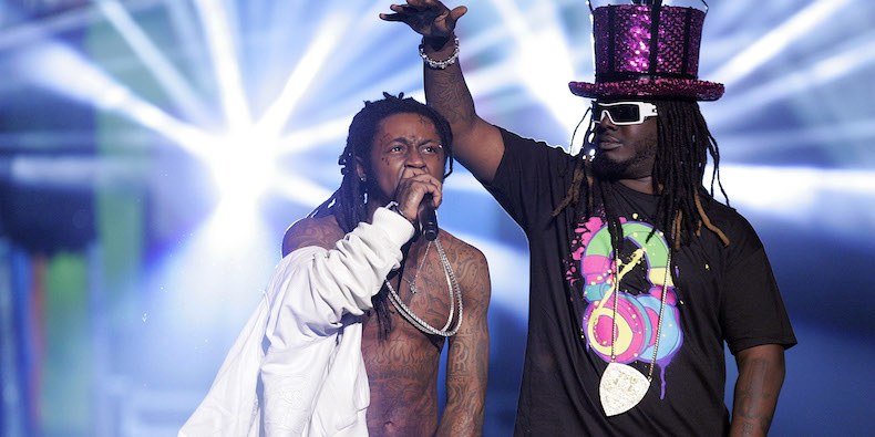 T Pain Confirms T Wayne 2 Project With Lil Wayne Is In The Works