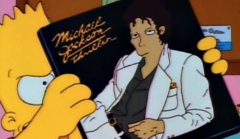 'The Simpsons' Pull Classic Michael Jackson Episode