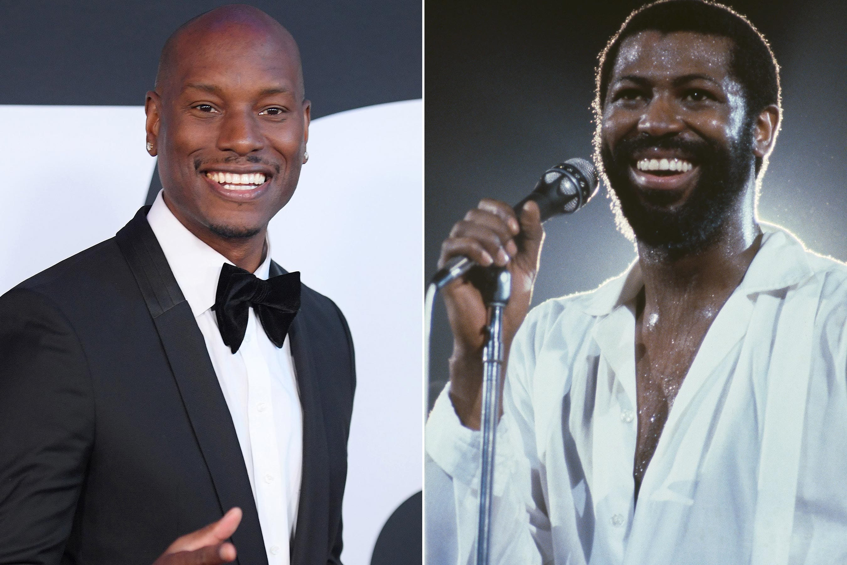 Tyrese Gibson is Set to Star in Teddy Pendergrass Biopic