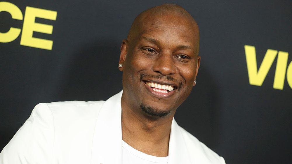 Tyrese Reportedly Joins Cast of 'Spider-Man' Spinoff 'Morbius'