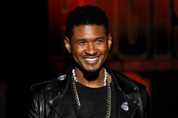Usher Teases 'Confessions 2'