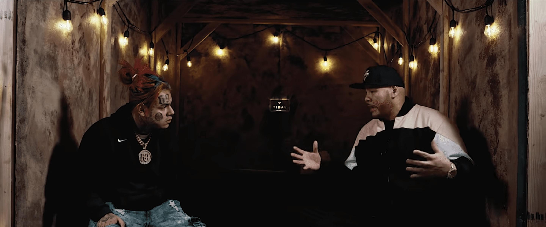 [WATCH] Fat Joe on Tekashi 6ix9ine: 'He Can't Come Around Me Ever Again'