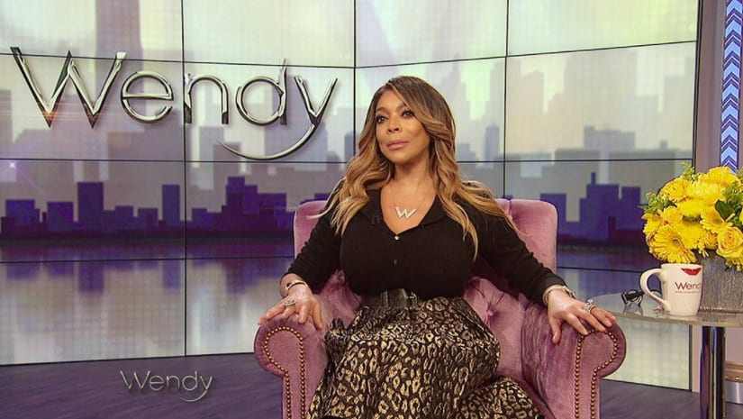 Wendy Williams Tearfully Reveals She's Living in Sober House for Cocaine Addiction