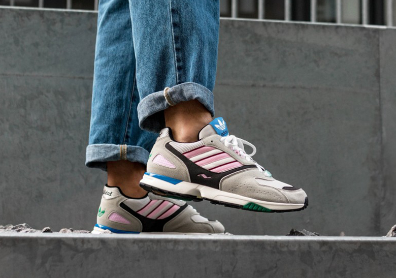 The adidas ZX 4000 Gets Decked in a