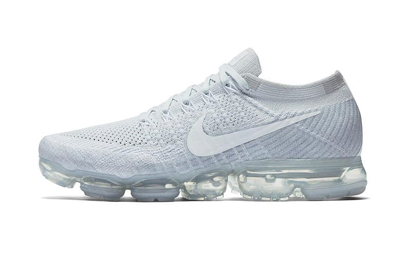 """d176f8ceba Vapormax OG """"Pure Platinum"""". Nike was really thinking ahead with the release  ..."""