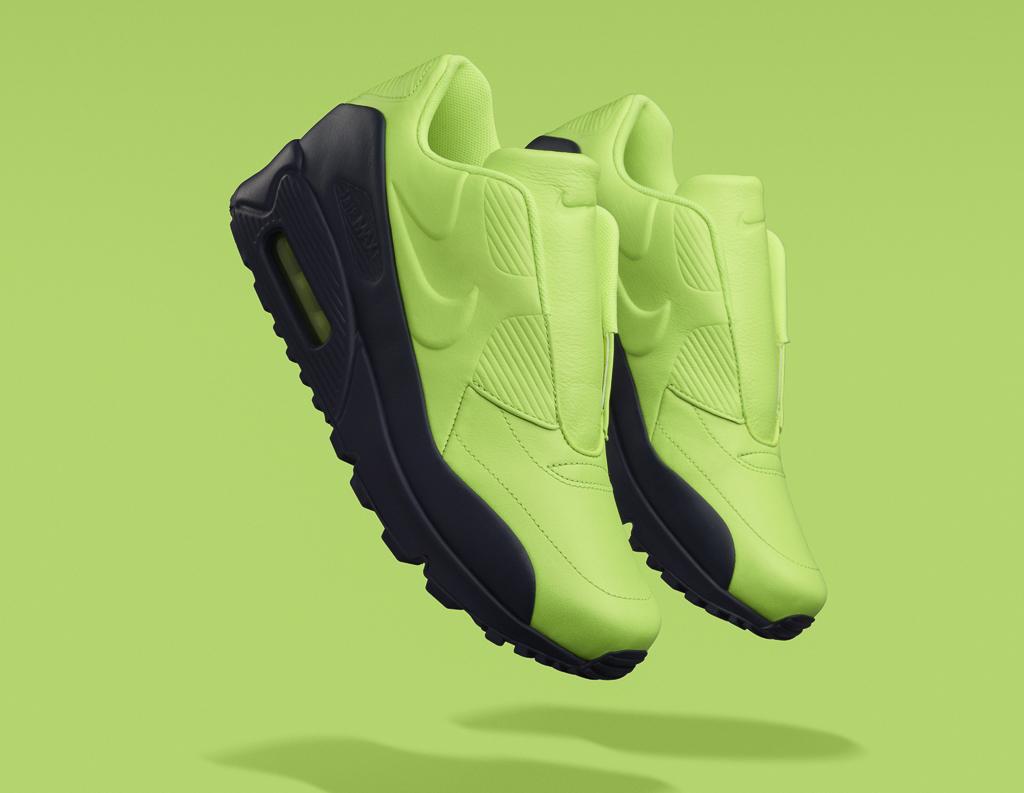 """brand new c90aa 8a3a7 Nike Air Max 90 Premium """"Curry"""""""