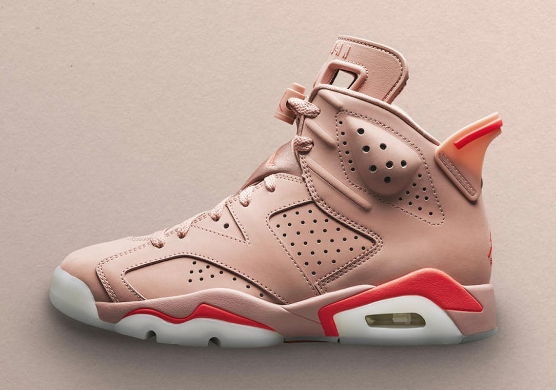 773074a1487eab Aleali May Reps For the Ladies With a New Air Jordan 6 Collab