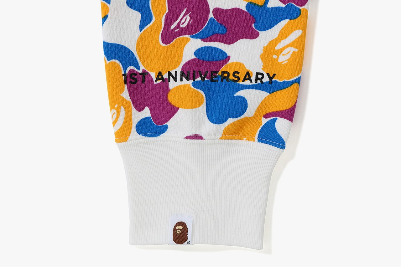 e5a693d34481 The BAPE LA 1st Anniversary Collection has a few pieces available right now  online