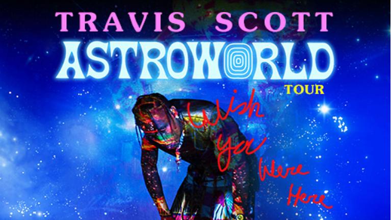 e8760cb1b650 Travis Scott Breaks Record At LA Forum With Nearly $2 Million in Tickets  Sales