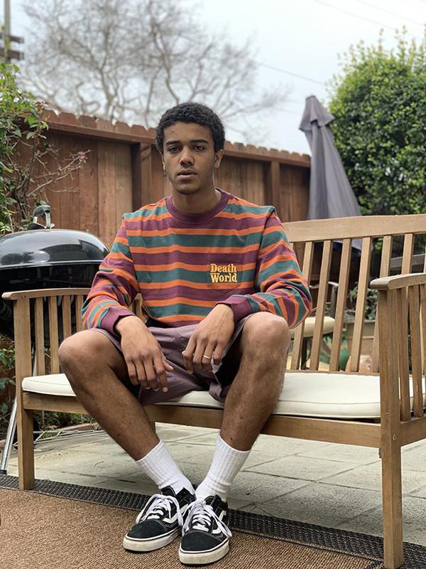 earl sweatshirt deathworld spring  capsule