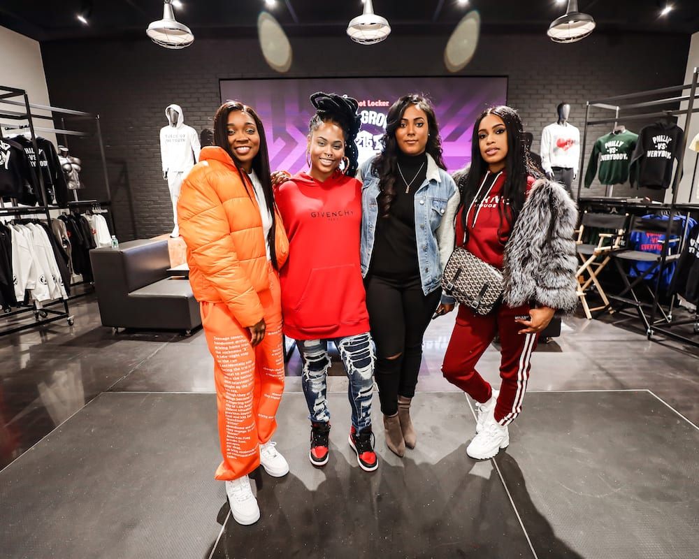 foot locker philly power store women in culture