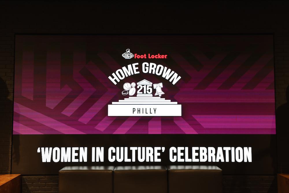 Recap Foot Locker Philly Power Store Women In Culture Event