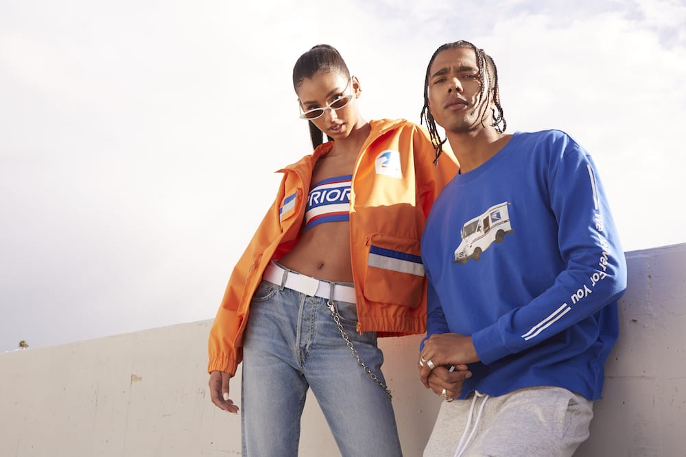560e3eb304c Forever 21 x United States Postal Service Collaboration | The Source