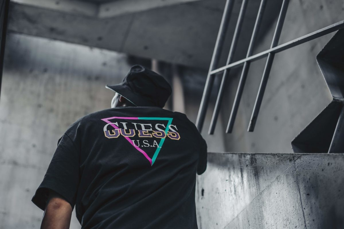 guess atmos ss capsule collection