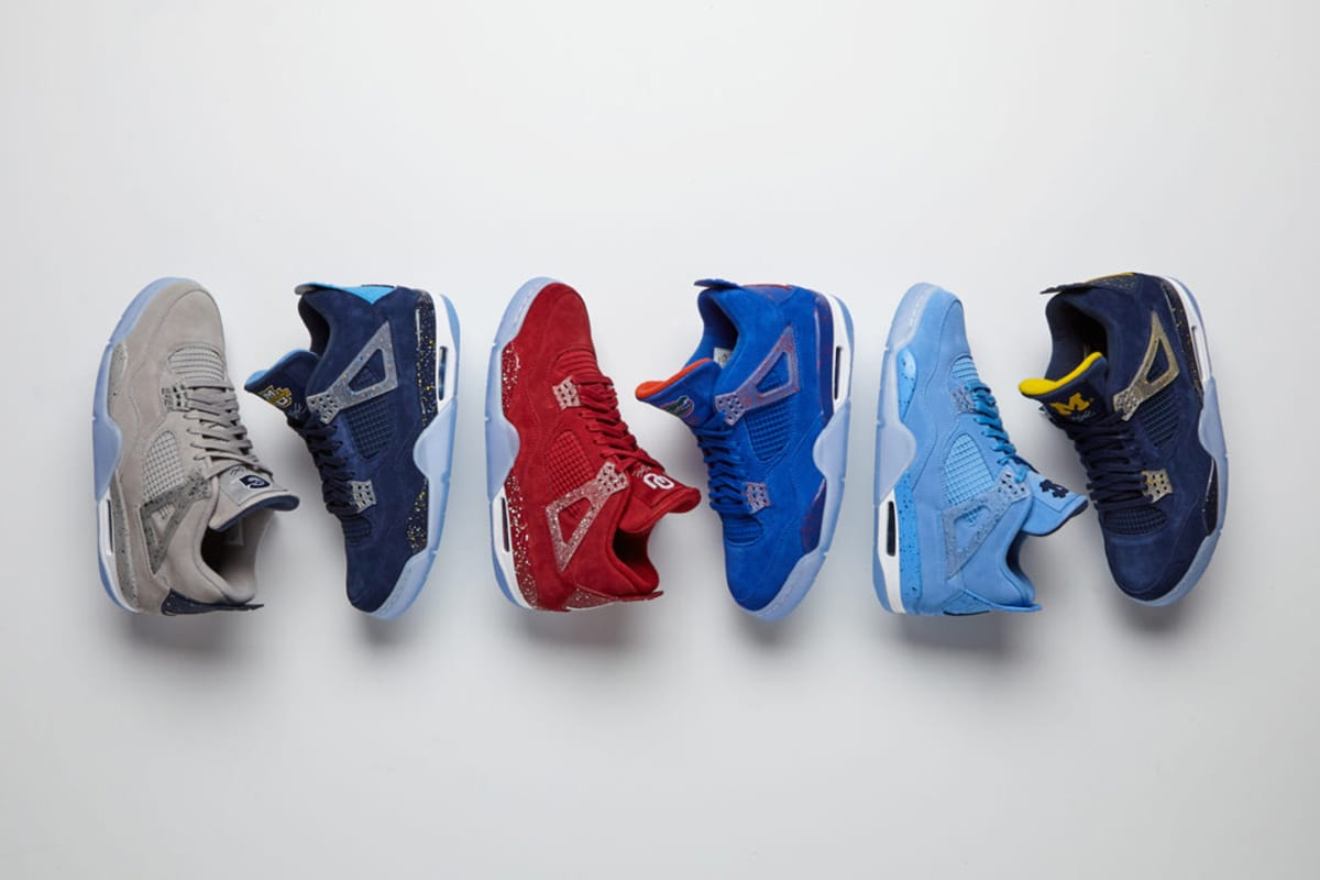 e371821dfee707 Jordan Brand Preps For March Madness With Air Jordan 4   Why Not  Zer0.2 PE  Pack
