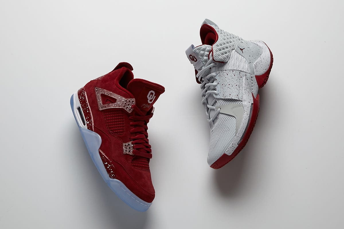c78d34badaa Check out the Jordan Brand March Madness pack below, and check for the  games to begin on March 19 and commence with the championship on April 8:
