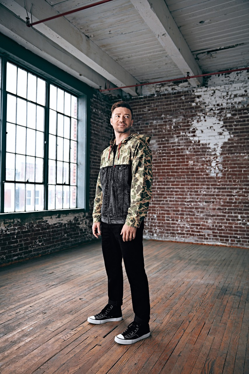 18bfa749c98c51 Check for season 2 of the Levi s x Justin Timberlake SS19 collection to  launch very soon