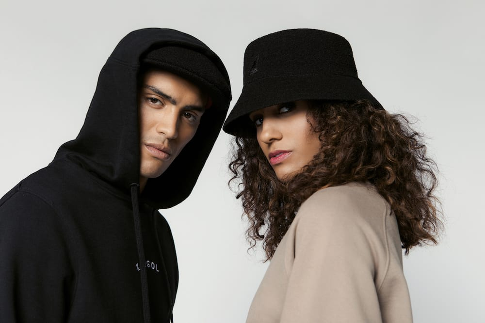 1d25fb5e090b8 KANGOL Crafts Up a Range of Headwear   Apparel in Collaboration With Fred  Segal Sunset