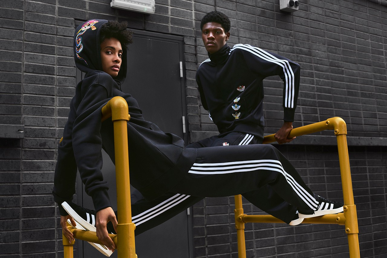 keiichi tanaami adidas originals gallery series