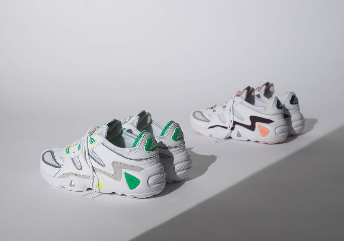 best service d48a6 4bffb Cop the two KITH x adidas FYW S-97 colorways starting this Monday (March  18), available at KITH retailers and online.