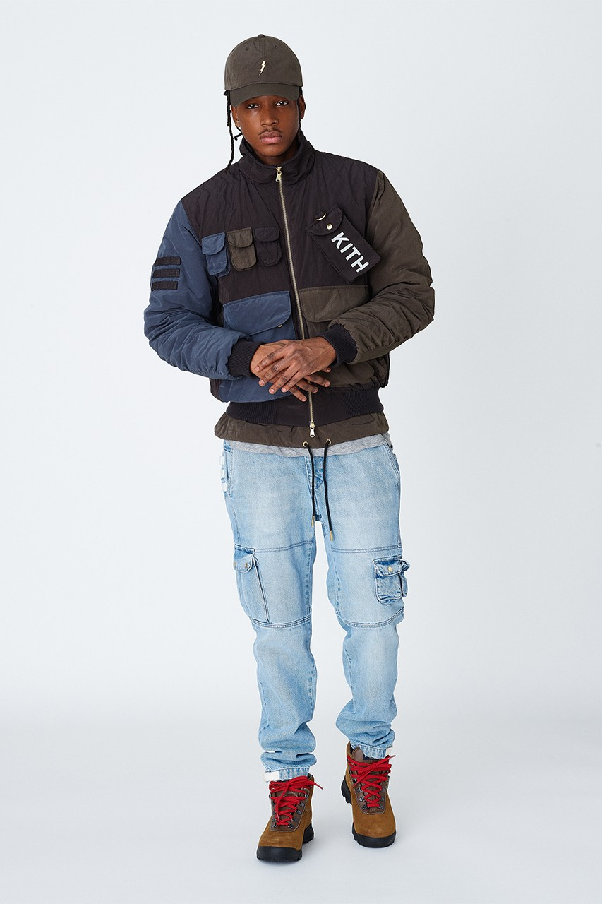 kith spring  lookbook