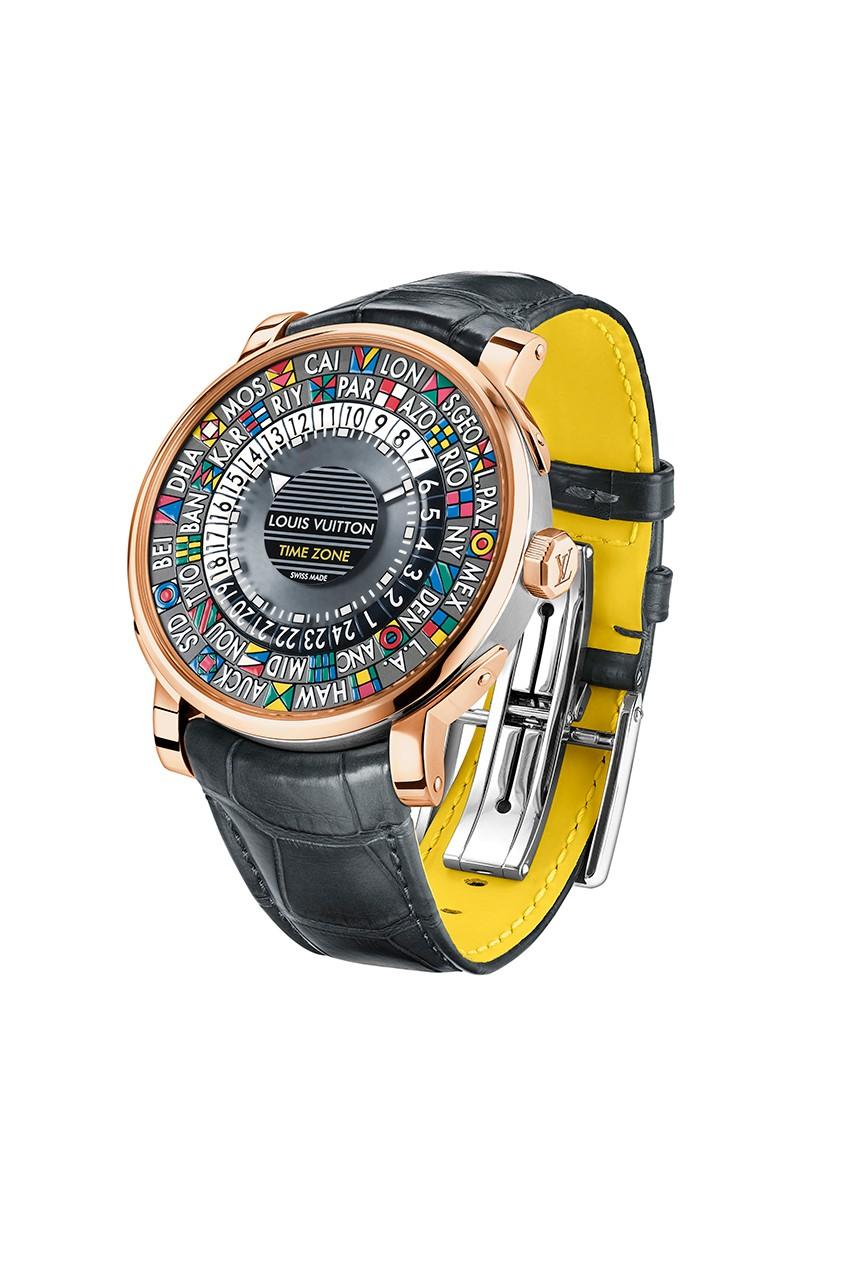 louis vuitton  mens watch collection
