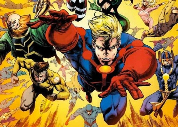 Marvel Studios Searching For an Openly Gay Leading Actor for Upcoming 'The Eternals' Movie