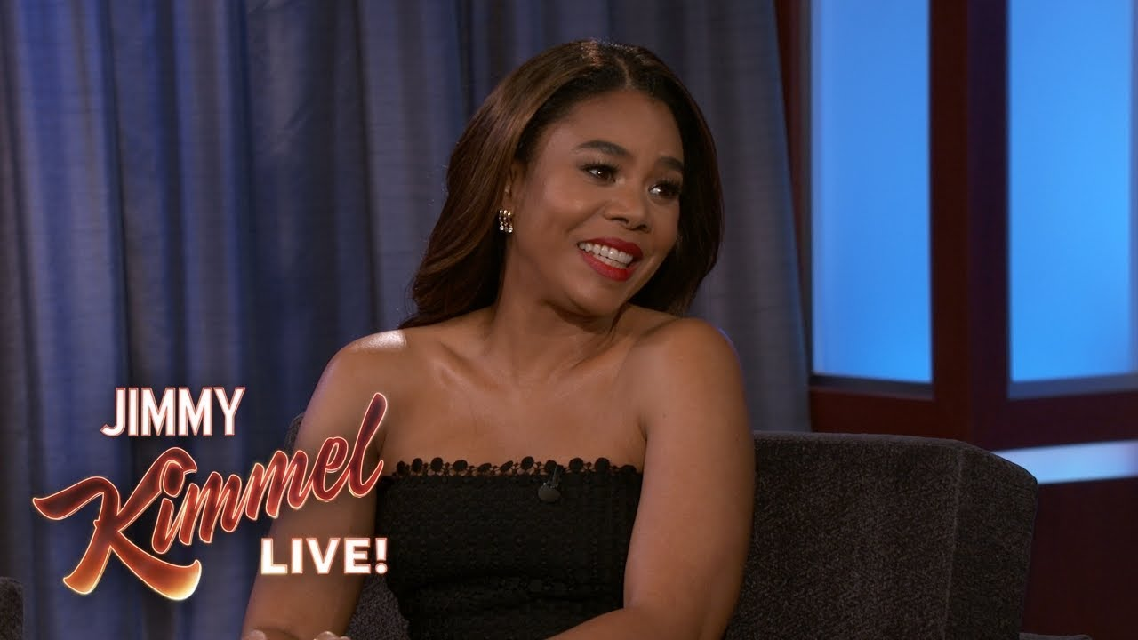 Regina Hall Recalls the Time She Got Too High With Her Mother