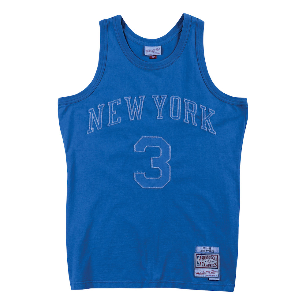 """65e2a67c Mitchell & Ness Serves Up """"Washed Out"""" Versions of Your Favorite NBA Gear"""