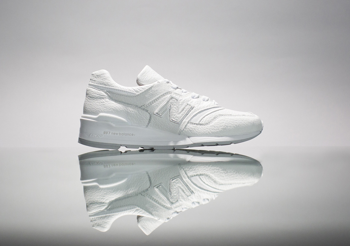 """54a6ccc70 Pick up the New Balance 997 """"Bison"""" pack right now at select retailers"""