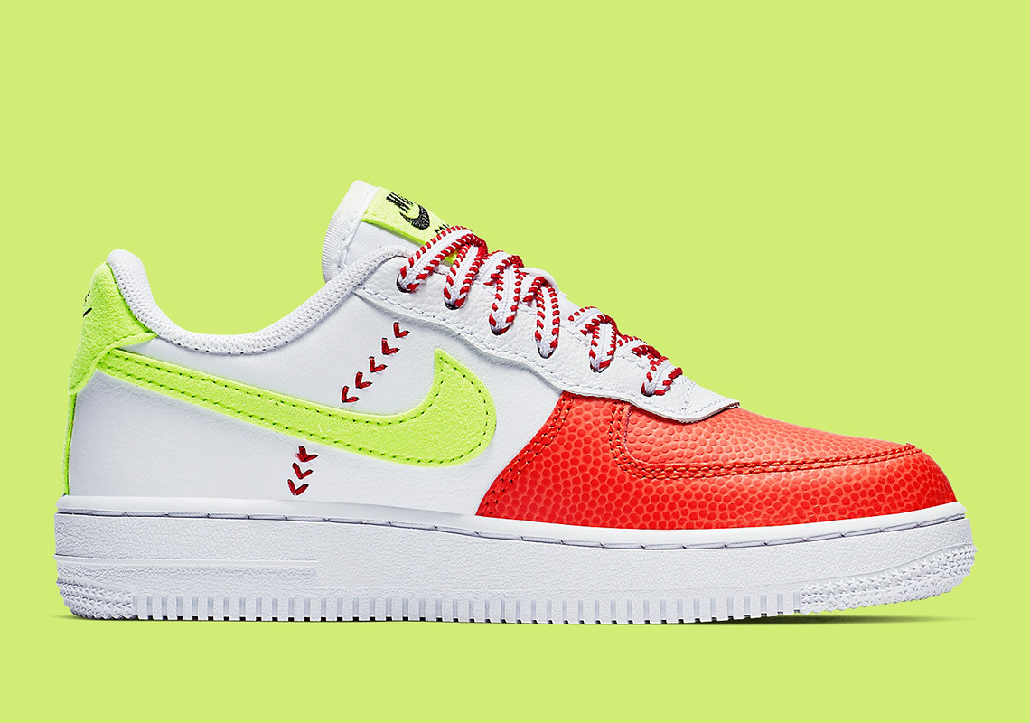 huge discount ae363 32b4a This Nike Air Force 1 Low Colorway Covers Sports From All Angles