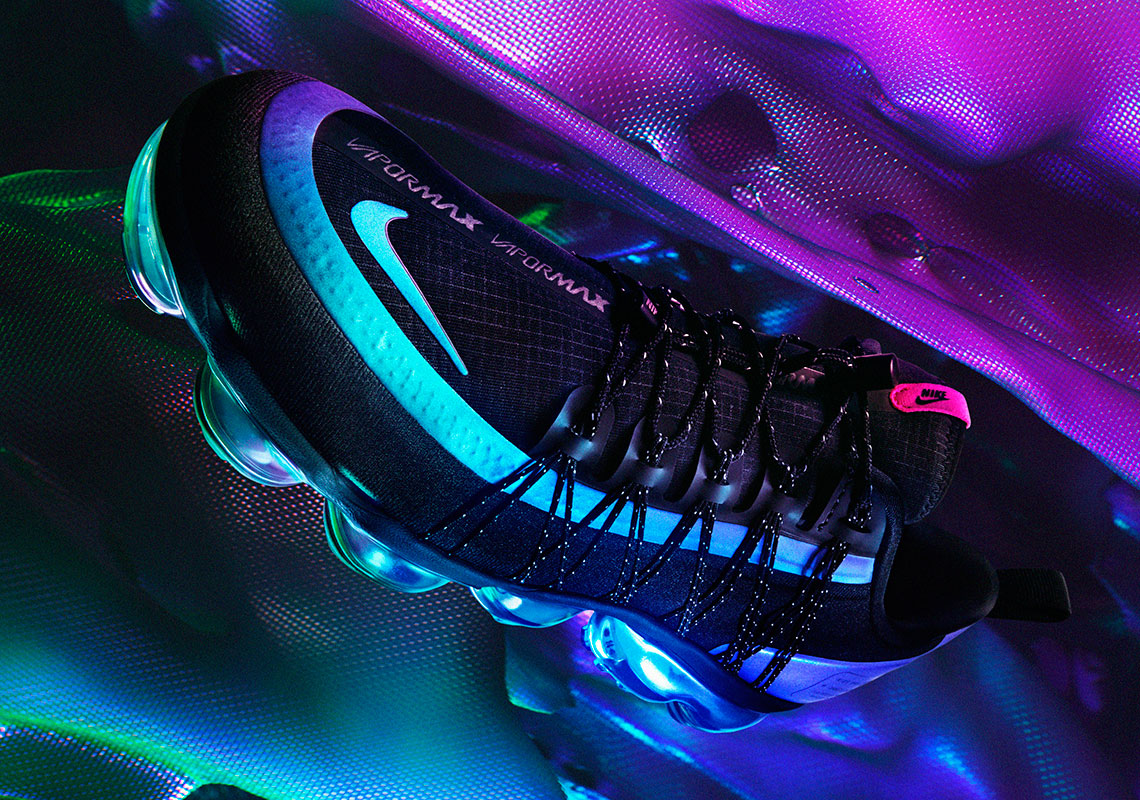 """d22c81e936ba ... """"Throwback Future"""" Pack to drop on Nike.com and NSW retailers beginning  on March 21"""
