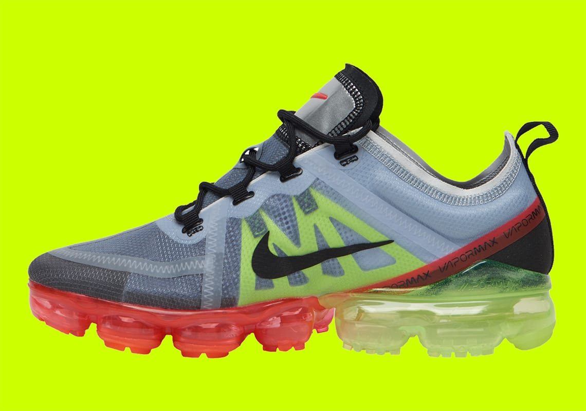 hot sale online 0f915 db581 Would You Rock This Super Colorful Nike Vapormax 2019? | The ...