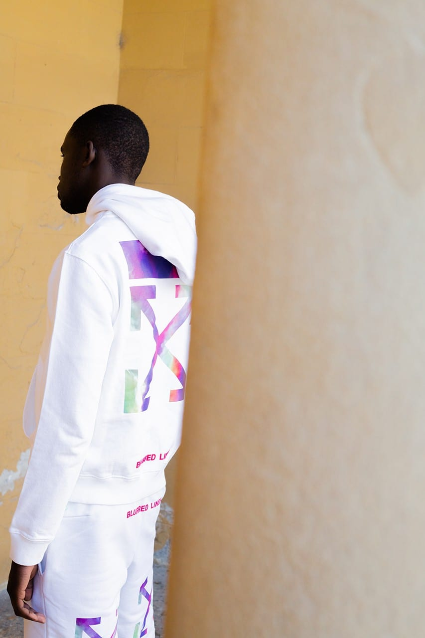 off white trippy capsule collection jakarta