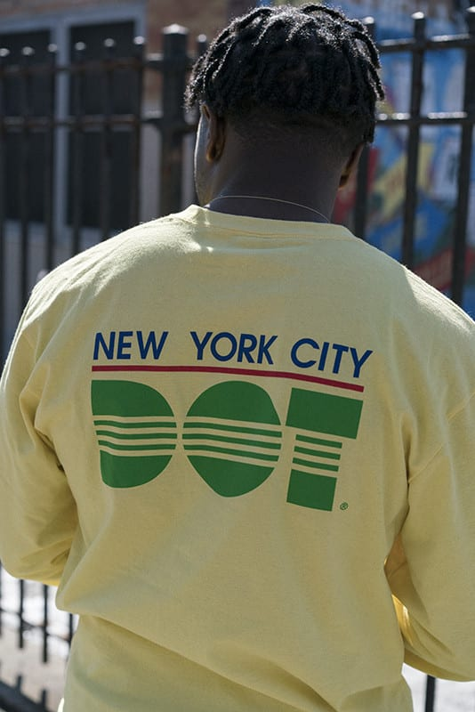 only ny spring  nyc collection