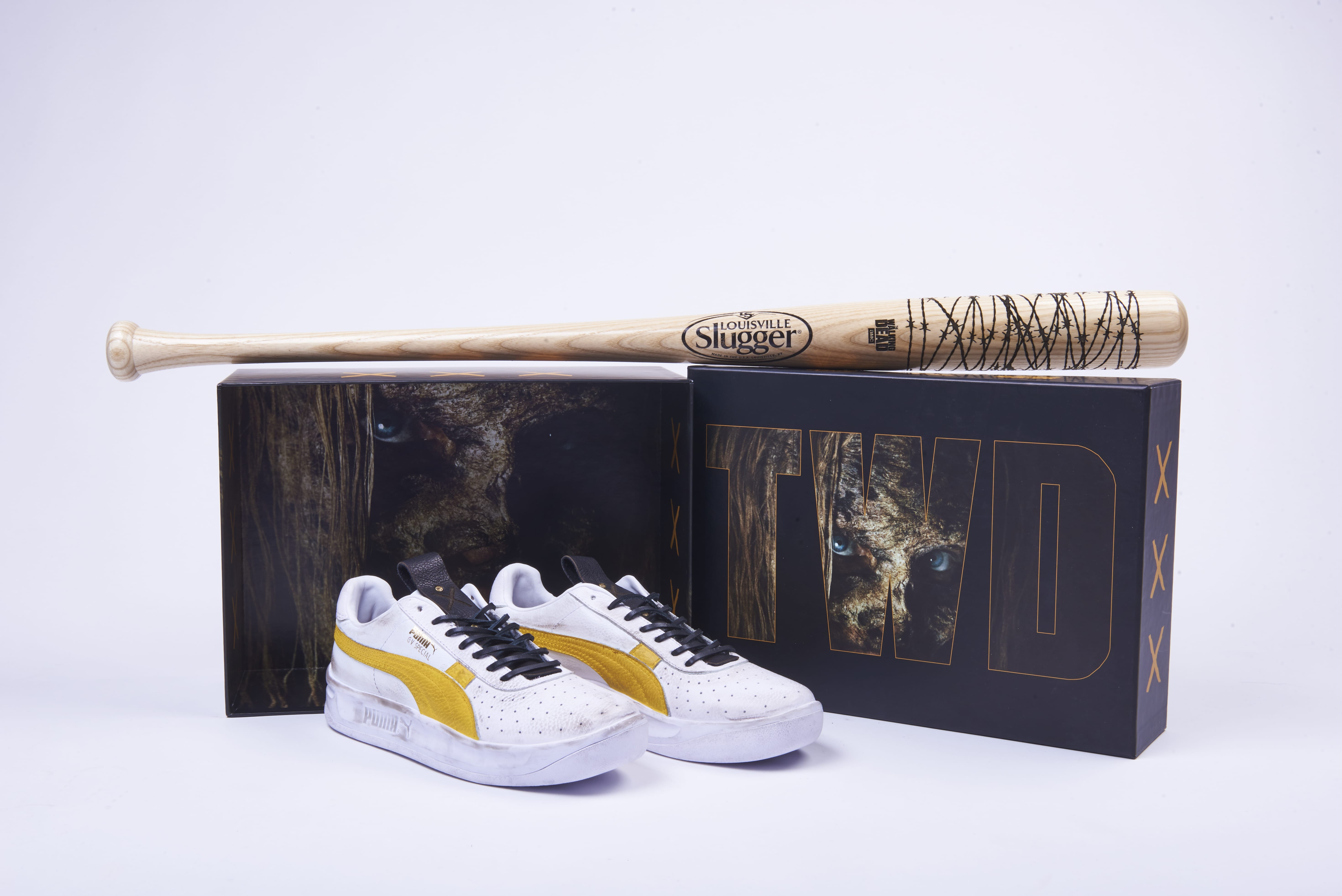 pop by foot locker puma the walking dead capsule