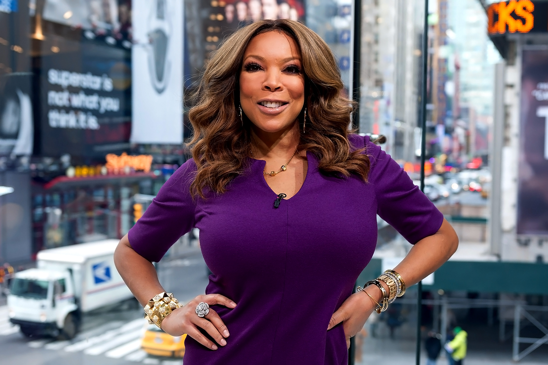Wendy Williams Staying In Sober Home Because Of Husband?