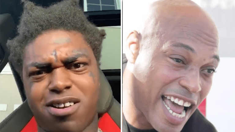 WATCH] Kodak Black Claims He Punched Sticky Fingaz in the Face