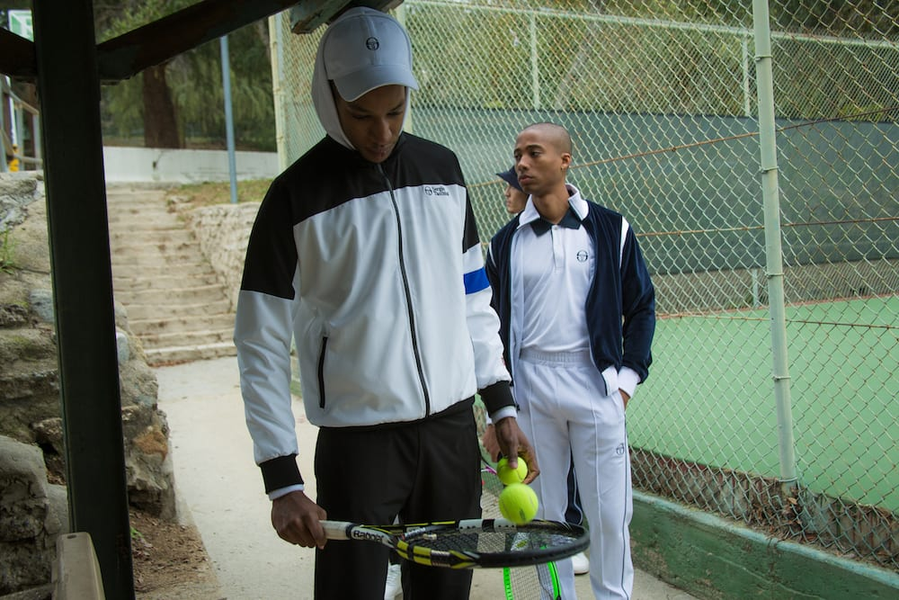 sergio tacchini  stla collection