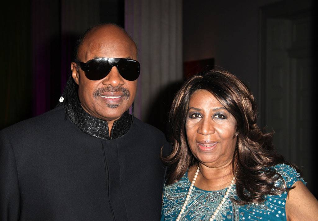 stevie and aretha