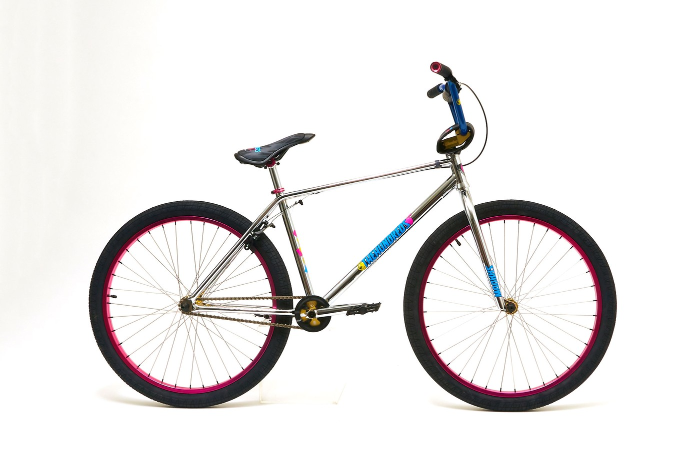 the hundreds the shadow conspiracy bmx capsule
