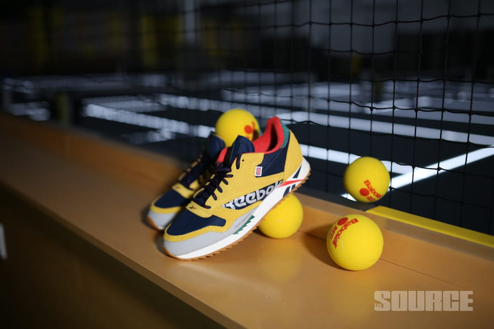 """ac72b6e92be Reebok Classic Leather Ripple  Alter The Icons  """"Toxic Yellow   Coll Navy    Primal Red   Clover Green"""" –  85 USD"""