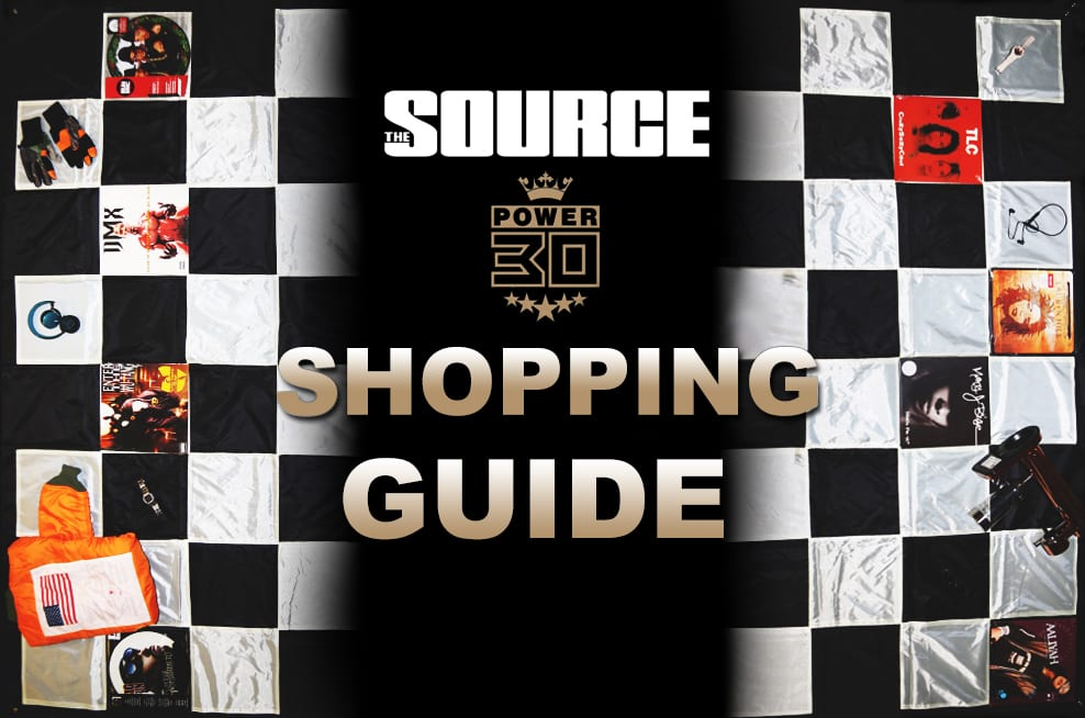 Power Plays: The Source Magazine's #Power30 Shopping Guide