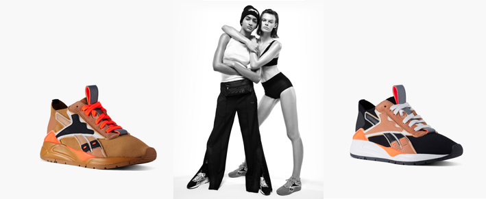 960fce5e Reebok x Victoria Beckham Team Up For The Victoria Beckham Bolton Sock Lo  Sneaker Release