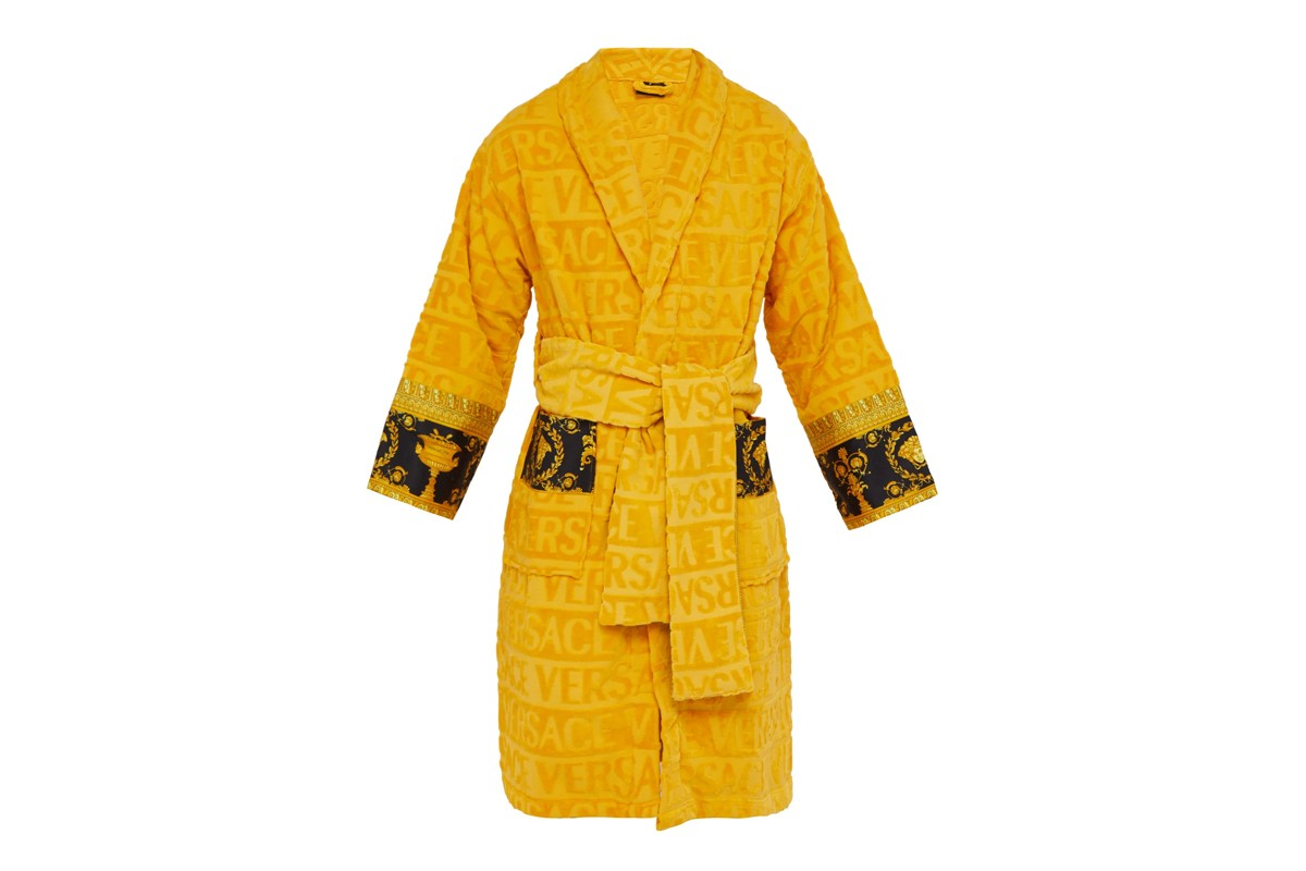 versace i love baroque bathrobes