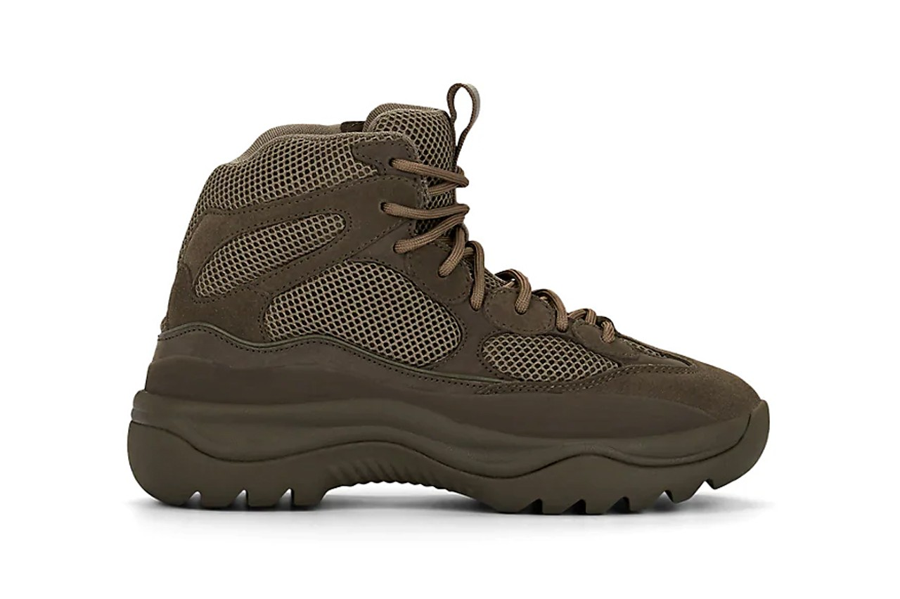 ddd004fedd9 The YEEZY Season 7 Desert Boot Arrives in
