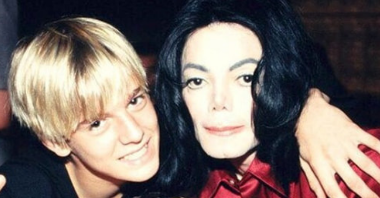 Aaron Carter Says He'll Tell his Experience With Michael Jackson in Upcoming Book