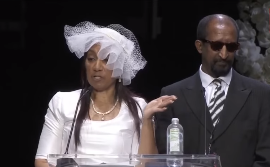 Nipsey Hussle's Mother Delivers Spiritually and Culturally