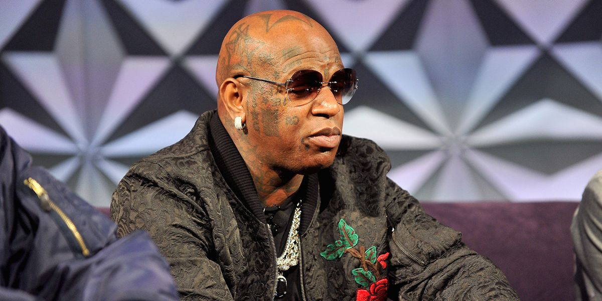 Birdman Want his Face Tattoos Removed