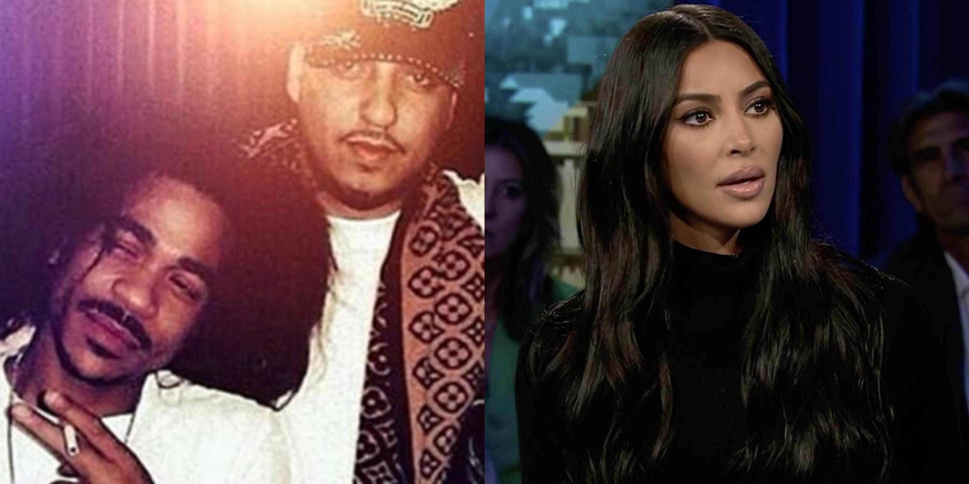 French Montana in Talks With Kim Kardashian to Free Max B